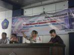 Mahasiswa se Makassar Tolak Gerakan Anarkisme
