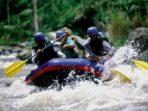 Ini Sungai di Dunia Terbaik Bagi Pencinta Arung Jeram