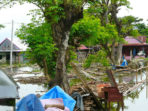 Korban Banjir Wajo Belum Dapat Bantuan