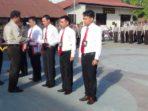 Anggota Polres Soppeng Terima Penghargaan