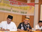 Senator Ajiep Padindang Kunjungi Konstituen