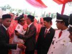 HUT RI. Ketua DPD II Partai Golkar Takalar, Yusuf Gunco menghadiri undangan peringatan HUT RI ke 70 di Lapangan H Makkatang Dg Sibali. Kehadiran Yusuf Gunco atas undangan Bupati, Buhanuddin Baharuddin.
