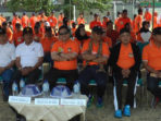 Ribuan Masyarakat Soppeng Ramaikan Jalan Santai KPU