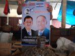 Blusukan ke Pasar Makale, Nico Disebut Pak Bupati