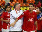 Cristiano Ronaldo, Ryan Giggs, Paul Scholes dan Eric Cantona.
