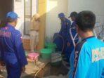 Polair Polres Bone Bagikan Air Bersih