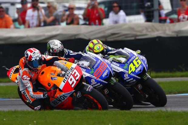 Ini Kali Pettama Marquez Juara GP Australia