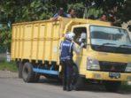 Sopir Angkutan Barang Keluhkan Pungli Dishub Pinrang