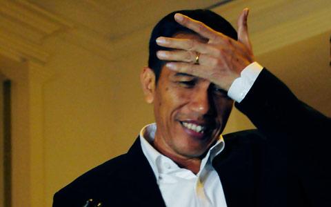 Jokowi Disarankan untuk Mundur