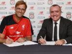 The Reds Dapatkan Jurgen Klopp