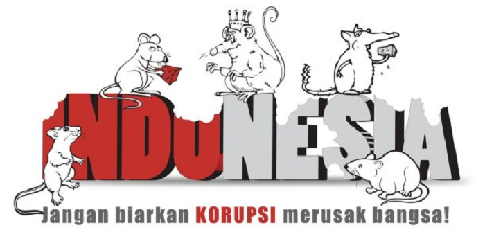 Pemberantasan Korupsi di Indonesia Kiamat