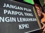 Banyak Anggota DPR Bernafsu Hancurkan KPK