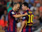 Ternyata, Gaji Messi Dua Kali Lipat Dari Neymar dan Suarez