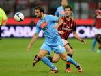 Laga Hidup Mati Milan vS Napoli