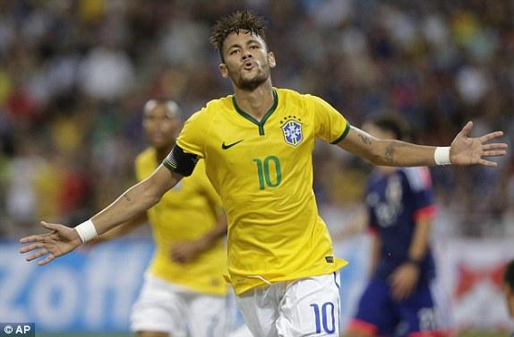 Neymar Ingin Perpanjang Kontrak di Barca