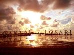 Diujung Senja Pantai Losari Makassar
