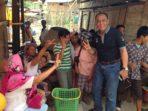 Victor Blusukan di Pasar Buakayu, Pedagang: Hidup Nomor 2