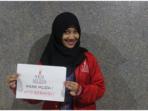 Dua Anak Muda Makassar Ikut Pekan SLF 2015