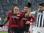Bentrokan ke-161, Juventus - Milan di Kasta Tertinggi Italia