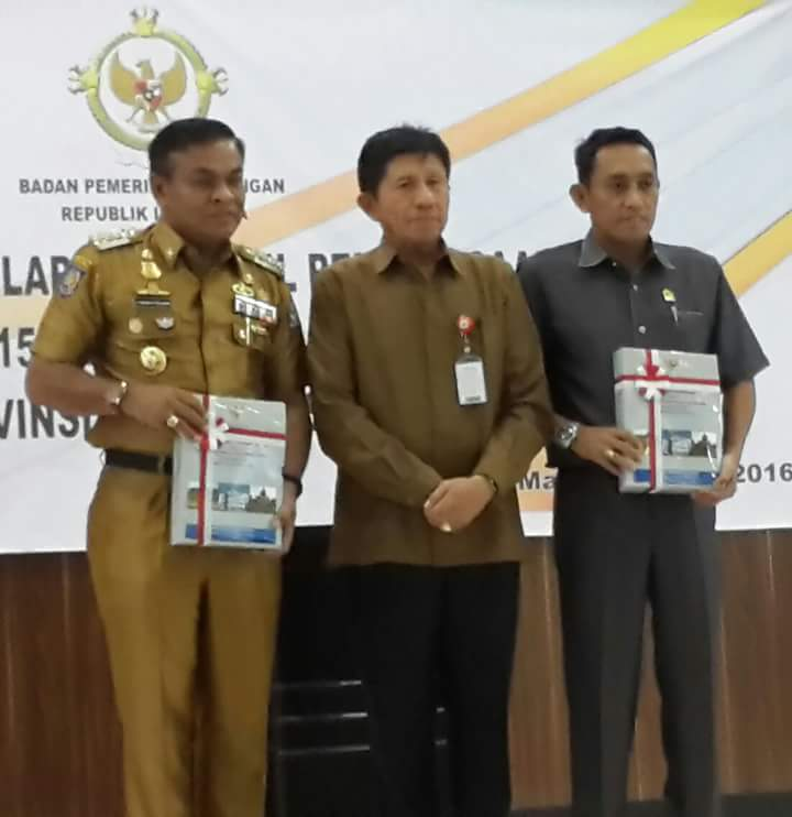 Laporan Keuangan Pemkab Bone Raih Predikat WTP