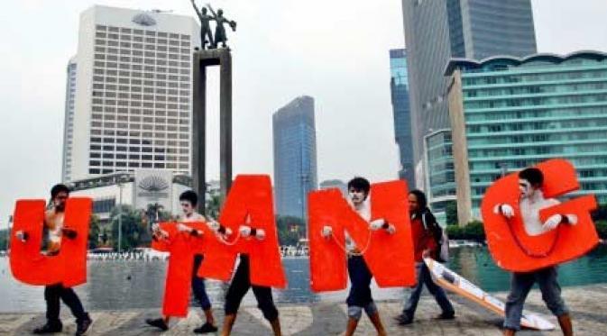 Indoensia Rencana Tambah Utang Rp 17 Triliun