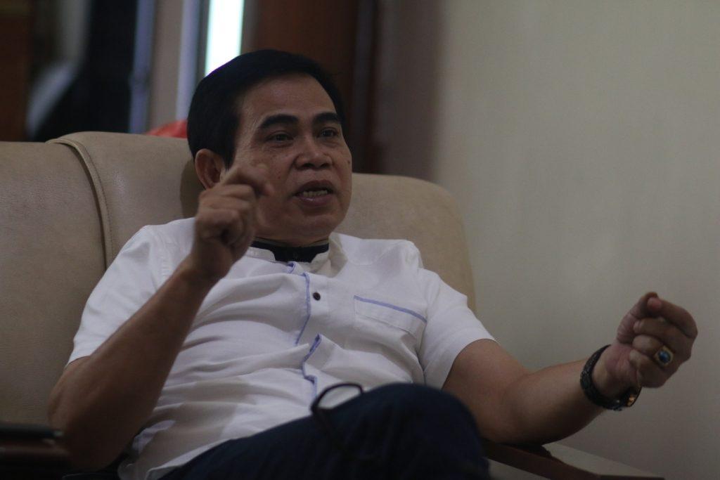 Ketua Yayasan Bhakti Bumi Persada, Andi-Mustaman