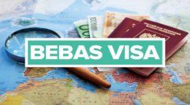 Bebas Visa, Wisatawan Mancanegara Kian Leluasa Berwisata ke Indonesia