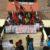 Aksi Demo di DPRD Sulsel Dua Tahun Jokowi-JK