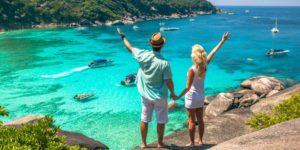 Destinasi Wisata Bulan Madu Terbaik di Dunia