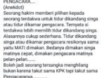 Dianggap Hina Profesi Pengacara, Aliansi Advokat Makassar Polisikan Kepala Bappeda Luwu Utara