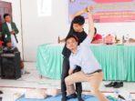 Dosen dan Mahasiswa FKM UMI Latih Warga Takalar BHD
