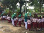 Mahasiswa Ners FKM UMI Ajak Murid SD di Takalar Berperilaku Hidup Sehat