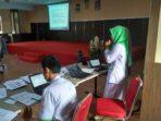 Seminar Akhir Mahasiswa Ners FKM UMI di RS Bhayangkara