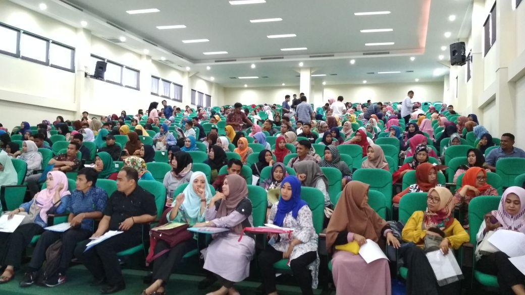 Foto Briefing Uji Kompetensi Ners Indonesia Di Fkm Umi Berita Sulsel Com