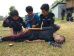 Simulasi Penanganan Gawat Darurat dan Bencana Himakep FKM UMI