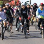 Tinjau Sabtu Bersih, Pj Walikota Makassar Bersepeda ke TPA Manggala