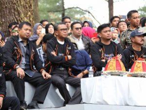 Pj Walikota Makassar Dampingi Nurdin Abdullah Buka Beautiful Malino