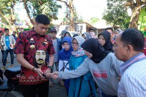 Adnan Tinjau Persiapan Event Beautiful Malino