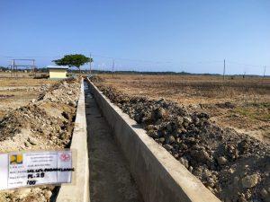 Pembangunan Irigasi Bontomanai, Warga di Tujuh Desa Apresiasi Balai Pompengan Jeneberang