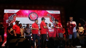 15 Komunitas Ikut Jambore Kalla Toyota Owners Club Celebes