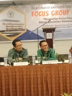 Duet Mahyudin dan ART Menguat Pimpin DPD RI