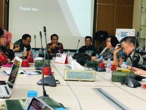 Lembaga Riset IDI Disahkan Melalui Rapat Pleno PB