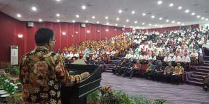 Rektor UNM : Nilai Wawasan Kebangsaan Perlu Ditanamkan Pada Generasi Milineal