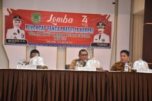 ASN di Luwu Utara Hafalkan Janji Prasetya Korpri