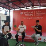 GoFood Festival Karebosi Link Berikan Pengalaman Mengenal Budaya Toraja di Cultural Hub