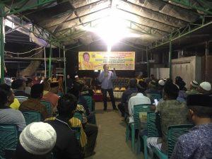 Fahruddin Rangga Sosialisasikan Perda Lahan Pertanian Pangan di Takalar