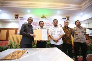 Pemkot Makassar Tindak Tegas Wajib Pajak Nakal