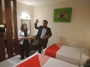 Jaringan Hotel Terbesar Ketiga Dunia, Oyo Resmi Diluncurkan di Makassar
