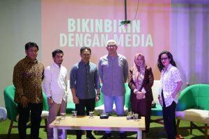 BikinBikin Nipah Mall Siapkan Ruangan Kerja dan Kreativitas Masa Kini