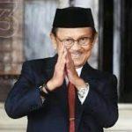 Bacharuddin Jusuf Habibie